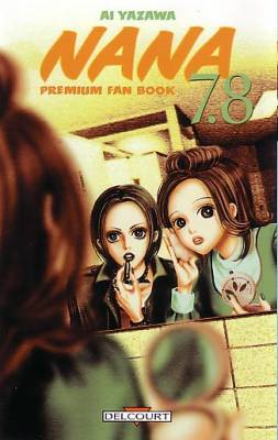 Visuel Nana Premium Fan Book / Nana Premium Fan Book 7.8 (Livres d'art)