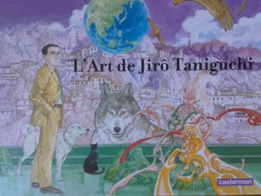 Visuel Art de Jirô Taniguchi (L') /  (Livres d'art)