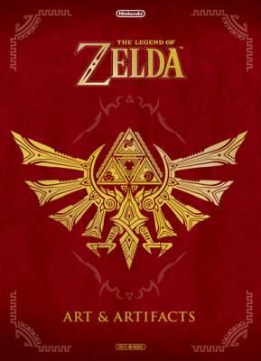 Visuel Zelda (The Legend of): Art and Artifacts /  (Livres d'art)
