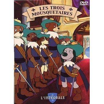 Visuel Trois Mousquetaires (les) / Wanwan sanjushi (Animes)