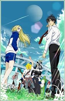 Visuel Arakawa Under the Bridge / Arakawa Under the Bridge (Animes)