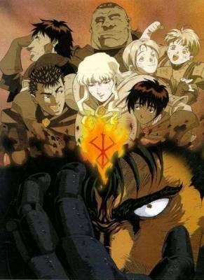 Visuel Berserk / Berserk (Animes)