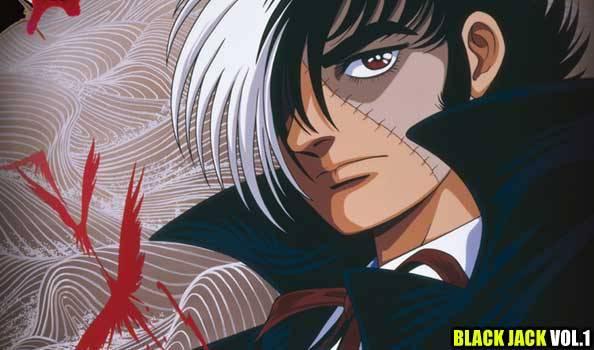 Visuel Black Jack TV / Black Jack TV (Animes)
