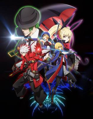 Visuel Blazblue Alter Memory / Blazblue Alter Memory (Animes)