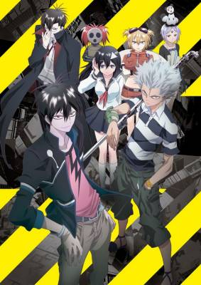 Visuel Blood Lad / Blood Lad (Animes)