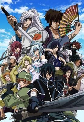 Visuel Brave10 / Brave10 (Animes)