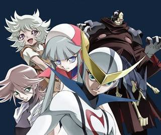 Visuel Casshern Sins / Casshern Sins (Animes)