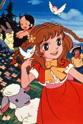 Visuel Charlotte / Wakakusa no Charlotte (Animes)