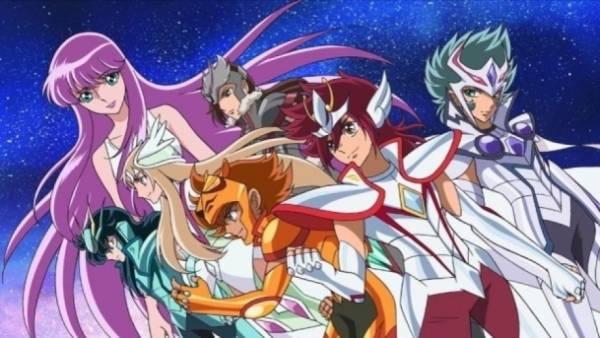 Visuel Saint Seiya Omega / Saint Seiya Omega (Animes)