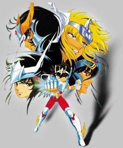 Visuel Chevaliers du Zodiaque (Les) / Saint Seiya (Animes)