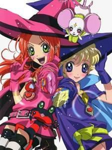 Visuel Chocola et Vanilla / Sugar Sugar Rune (Animes)