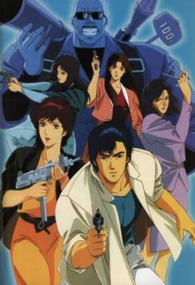 Visuel Nicky Larson / City Hunter (Animes)
