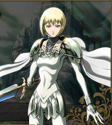 Visuel Claymore / Claymore (Animes)