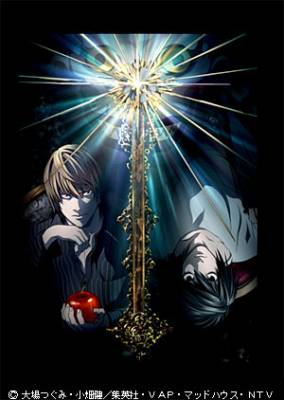 Visuel Death Note / Death Note (Animes)