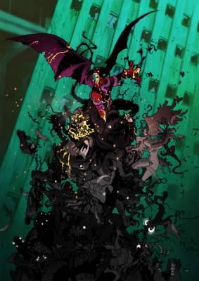 Visuel DEVILMAN Crybaby / DEVILMAN Crybaby (Animes)