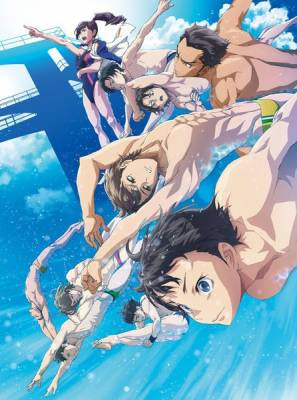 Visuel DIVE!! / DIVE!! (Animes)
