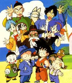 Visuel Dragon Ball / Dragon Ball (Animes)