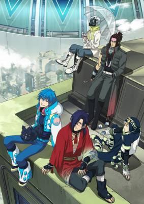 Visuel DRAMAtical Murder / DRAMAtical Murder (ドラマティカルマーダー ) (Animes)