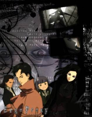 Visuel Ergo Proxy / Ergo Proxy (Animes)