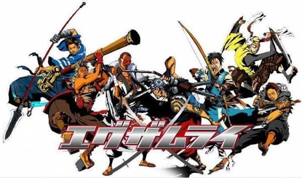 Visuel Examurai Sengoku / Examurai Sengoku (Animes)