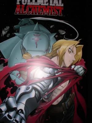 Visuel Fullmetal Alchemist (Animes)