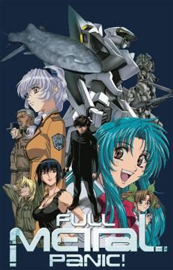 Visuel Full Metal Panic / Full Metal Panic (Animes)