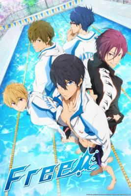 Visuel Free! / Free! - Iwatobi Swim Club (Animes)