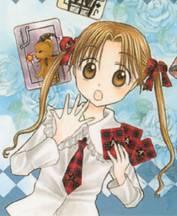 Visuel Alice Academy / Gakuen Alice (Animes)