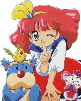 Visuel Il était une fois... Gigi ! / Mahou no Princess Minky Momo (Animes)