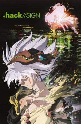 Visuel .hack//SIGN / .hack//SIGN (Animes)