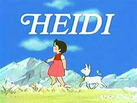 Visuel Heidi / Heidi (Animes)