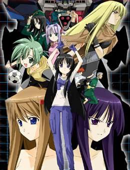 Visuel Jinki Extend / Jinki Extend (Animes)
