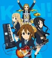 Visuel K-ON! / K-ON! (Animes)