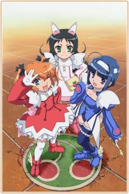 Visuel Kaito Tenshi Twin Angel: Kyun Kyun Tokimeki Paradise!! / Kaito Tenshi Twin Angel: Kyun Kyun Tokimeki Paradise!! (Animes)