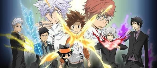 Visuel Kateikyoshi Hitman Reborn / Kateikyoshi Hitman Reborn (Animes)
