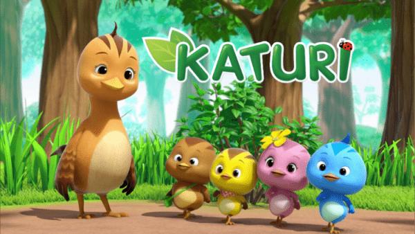 Visuel Katuri / Katuri - Story of bird family (엄마까투리) (Animes)