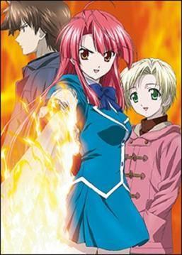 Visuel Stigma of the Wind / Kaze no Stigma (Animes)