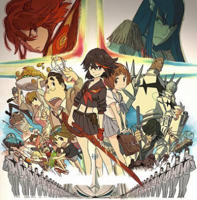 Visuel Kill la Kill / Kill la Kill (Animes)