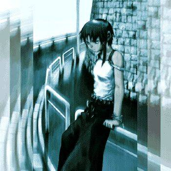 Visuel Lain Serial Experiment / Lain Serial Experiment (Animes)