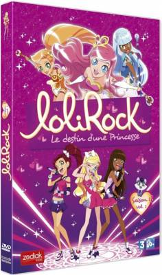 Visuel LoliRock / LoliRock (Animes)