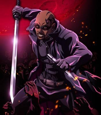 Visuel Blade / Blade (Animes)