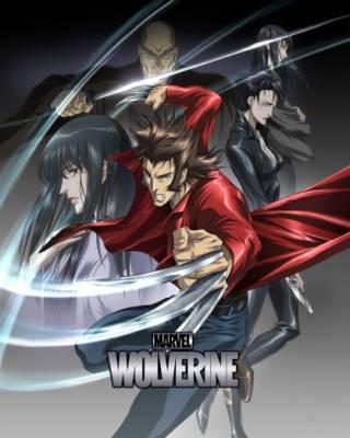 Visuel Wolverine / Wolverine (Animes)