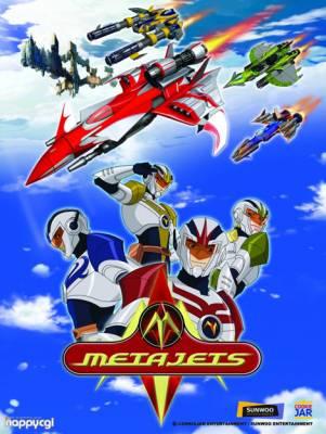 Visuel Metajets / Metajets (Animes)