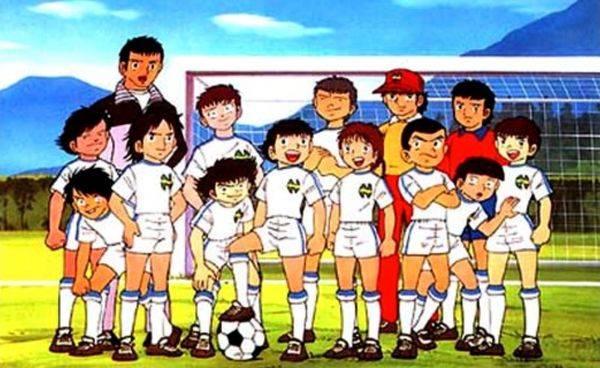 Visuel Olive et Tom / Captain Tsubasa (Animes)