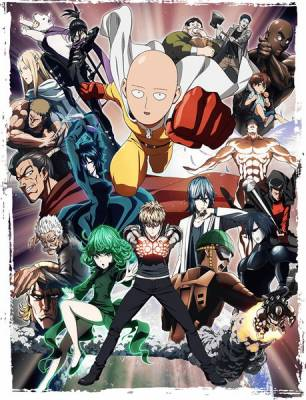Visuel One Punch Man / Wanpanman (ワンパンマン) (Animes)