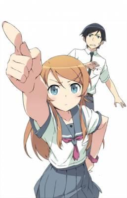 Visuel Ore no Imouto ga Konnani Kawaii Wake ga Nai / Ore no Imouto ga Konnani Kawaii Wake ga Nai (Animes)