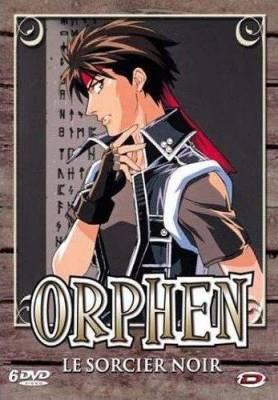 Visuel Orphen le sorcier noir / Majûtsushi Orphen (Animes)