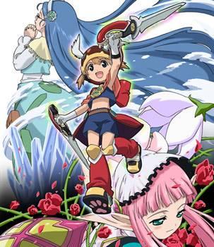 Visuel Otogi-jushi Akazukin / Otogi-jushi Akazukin (Animes)