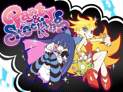 Visuel Panty & Stocking with Garterbelt / Panty & Stocking with Garterbelt (Animes)