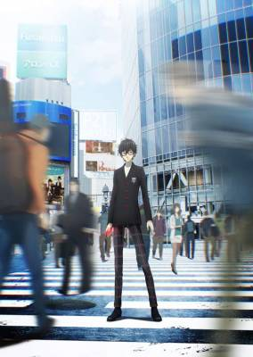 Visuel PERSONA5 the Animation / PERSONA5 the Animation (Animes)